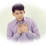 胸が苦しいのはストレス性の病気かも!注意して!