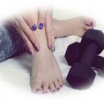足の甲のしびれの原因はコレだ!病院なら何科で診てもらう?